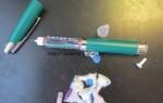 Инструкция по применению инсулина короткого действия Хумалог раствор и суспензия Микс